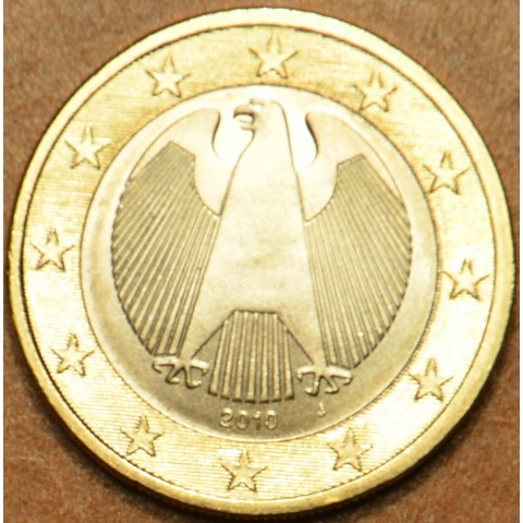 "1 Euro Germany ""J"" 2010 (UNC)"