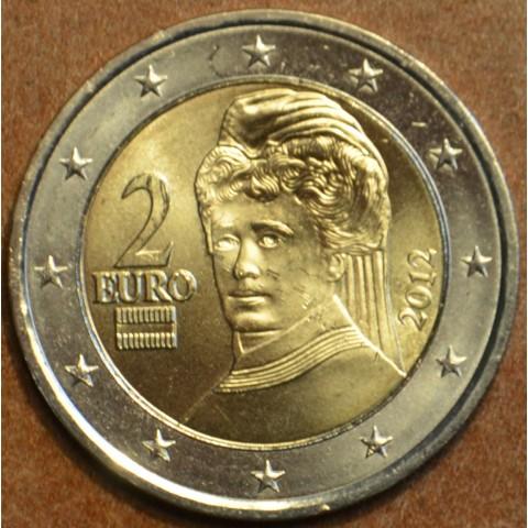 2 Euro Rakúsko 2012 (UNC)