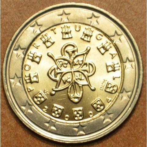 2 Euro Portugal 2004 (UNC)