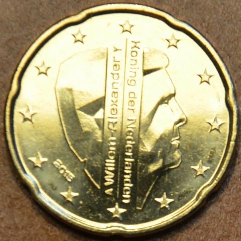 20 cent Netherlands 2015 (UNC)
