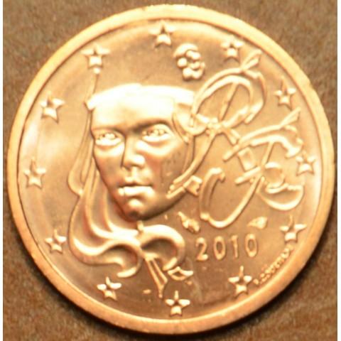 2 cent France 2010 (UNC)