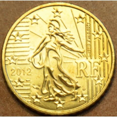 50 cent France 2012 (UNC)