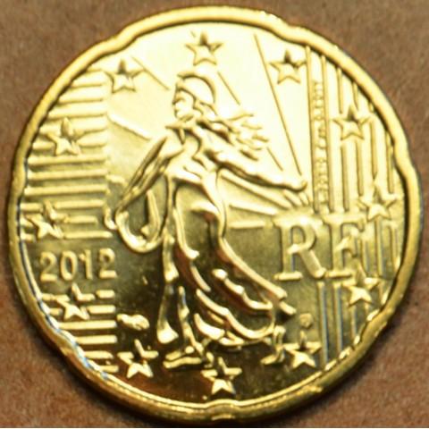 20 cent France 2012 (UNC)