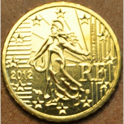 10 cent France 2012 (UNC)