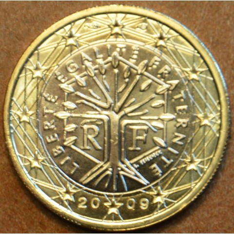 1 Euro France 2009 (UNC)