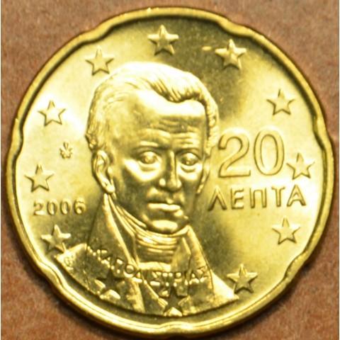 20 cent Greece 2006 (UNC)