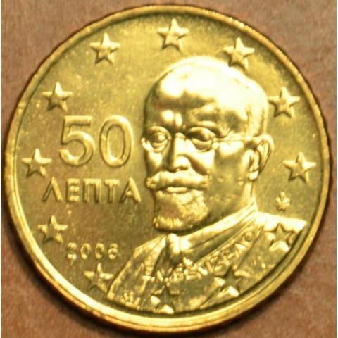50 cent Grécko 2006 (UNC)