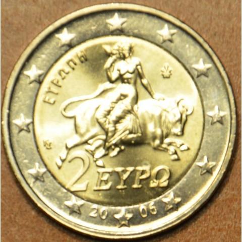 2 Euro Greece 2006 (UNC)