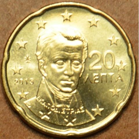 20 cent Greece 2013 (UNC)