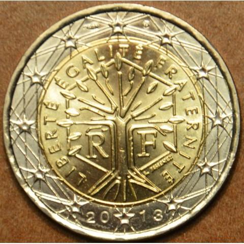 2 Euro Francúzsko 2013 (UNC)