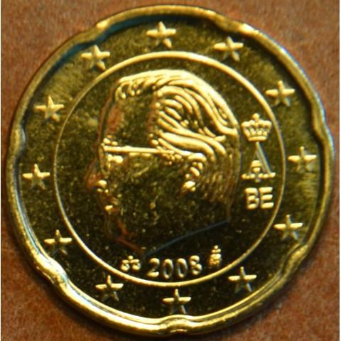 20 cent Belgium 2008 (UNC)