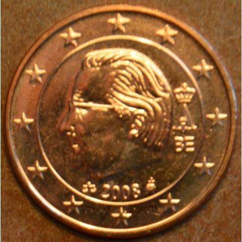 1 cent Belgicko 2008 (UNC)