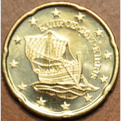 20 cent Cyprus 2017 (UNC)