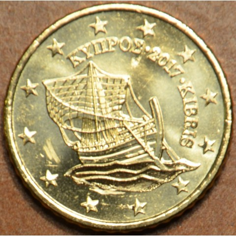 50 cent Cyprus 2017 (UNC)