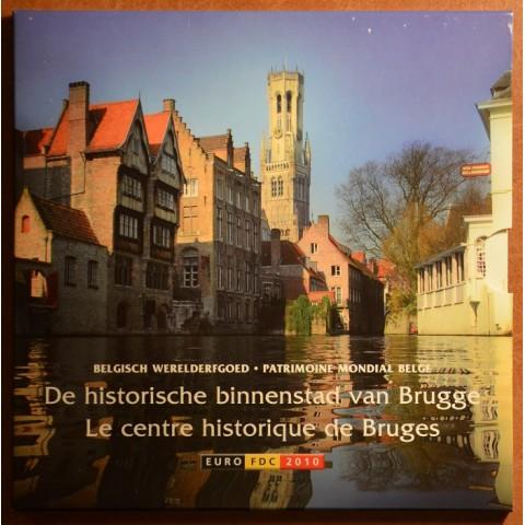 Belgium 2010 official set with token (BU)