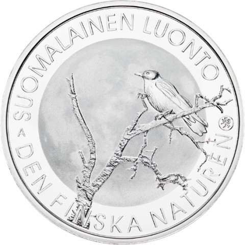 20 Euro Finland 2017 - Finnish nature (Proof)