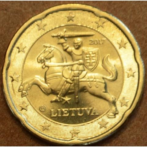 20 cent Lithuania 2017 (UNC)