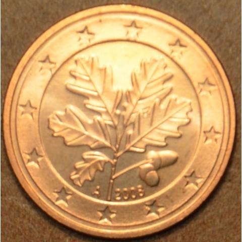 """5 cent Nemecko """"A"""" 2008 (UNC)"""