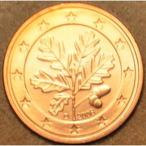 """5 cent Germany """"D"""" 2008 (UNC)"""
