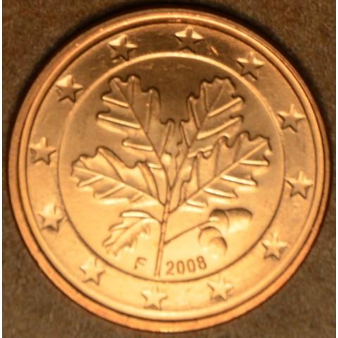 "1 cent Germany ""F"" 2008 (UNC)"
