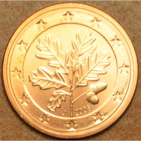 "1 cent Germany ""J"" 2008 (UNC)"