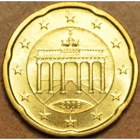 "20 cent Germany ""J"" 2008 (UNC)"