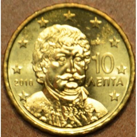 10 cent Greece 2010 (UNC)