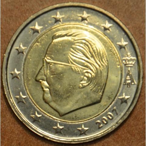 2 Euro Belgium 2007 (UNC)