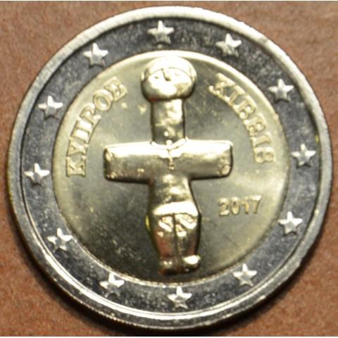 2 Euro Cyprus 2017 (UNC)