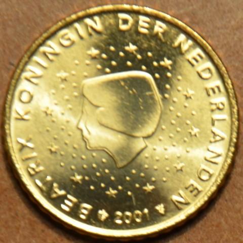 10 cent Netherlands 2001 (UNC)
