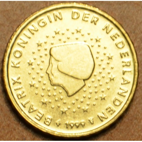50 cent Holandsko 1999 (UNC)