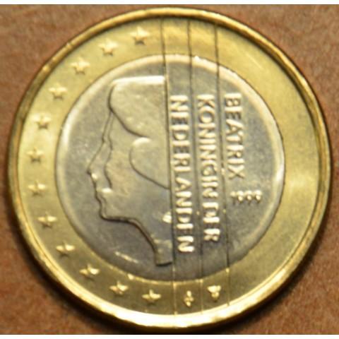 1 Euro Holandsko 1999 - Kráľovná Beatrix (UNC)