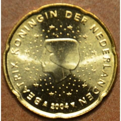 20 cent Netherlands 2004 (UNC)