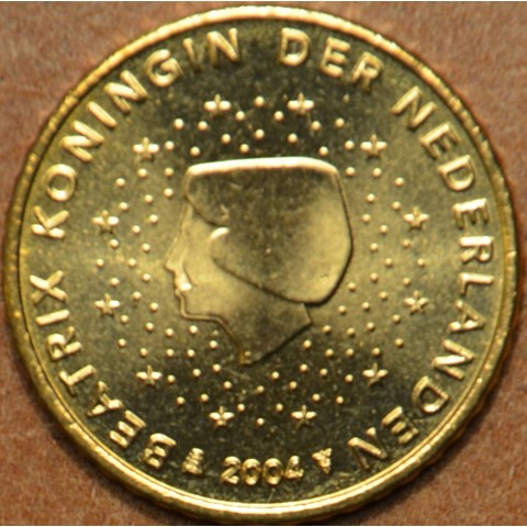50 cent Netherlands 2004 (UNC)