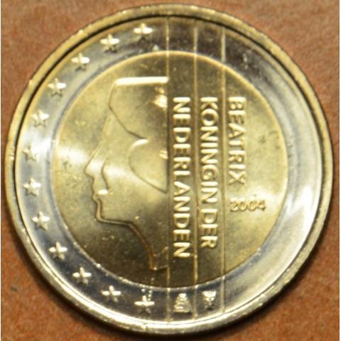 2 Euro Netherlands 2004 (UNC)