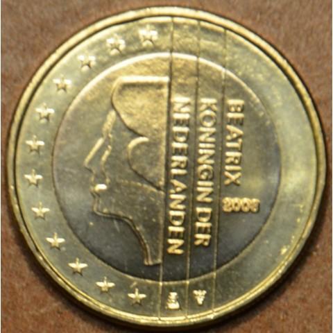 1 Euro Netherlands 2008 (UNC)