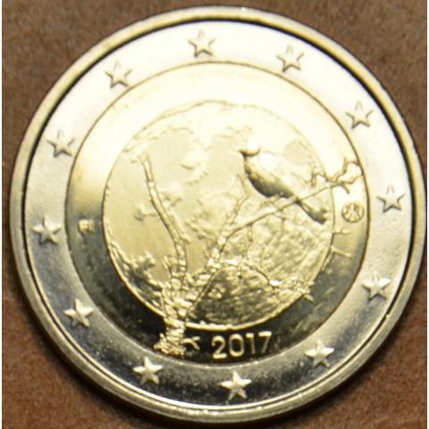 2 Euro Finland 2017 - Finnish nature (UNC)