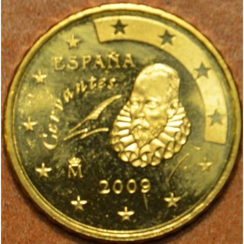 10 cent Spain 2009 (UNC)
