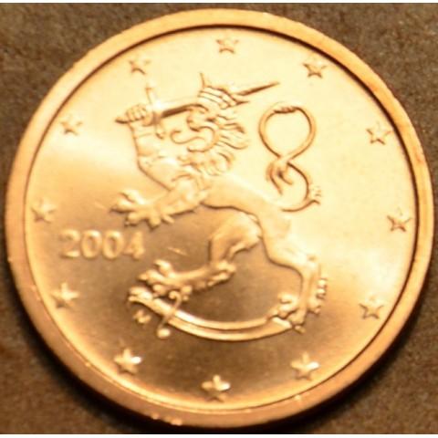 2 cent Fínsko 2004 (UNC)