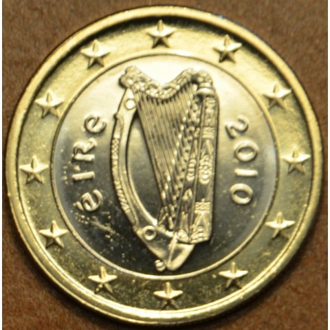 1 Euro Ireland 2010 (UNC)