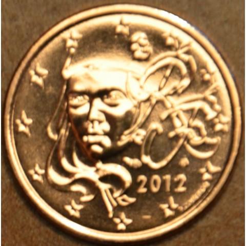 2 cent France 2012 (UNC)