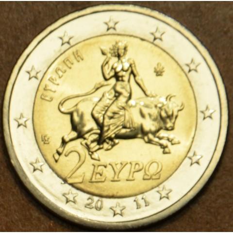 2 Euro Greece 2011 (UNC)