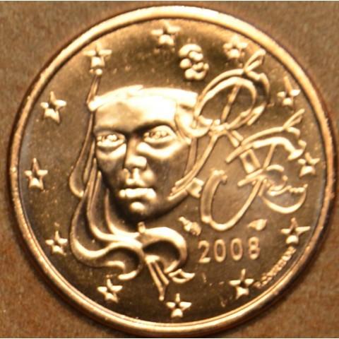 2 cent France 2008 (UNC)