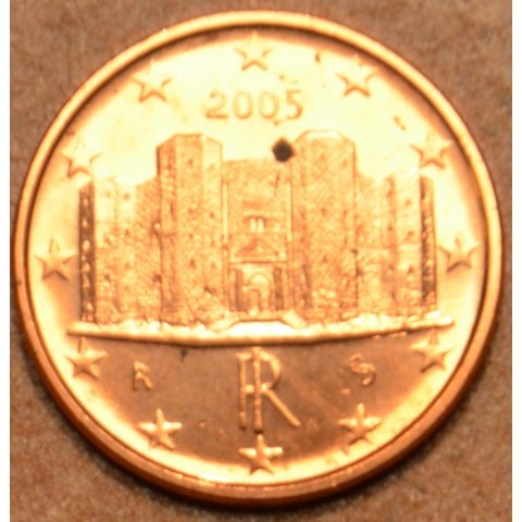1 cent Italy 2005 (UNC)