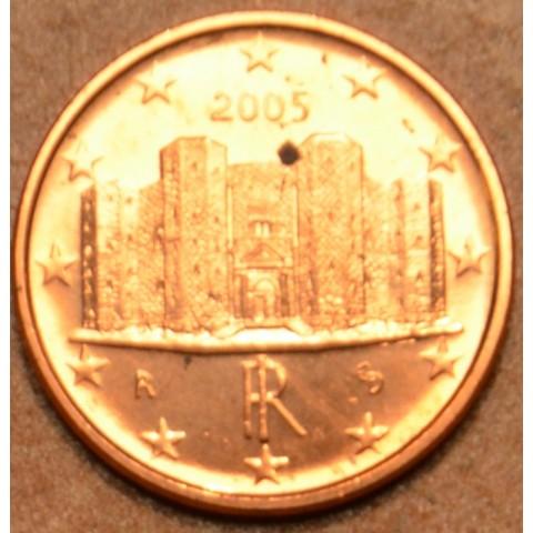1 cent Taliansko 2005 (UNC)