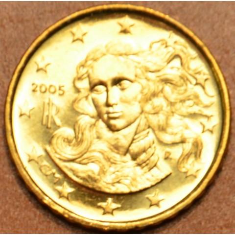 10 cent Taliansko 2005 (UNC)