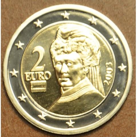 2 Euro Rakúsko 2003 (UNC)