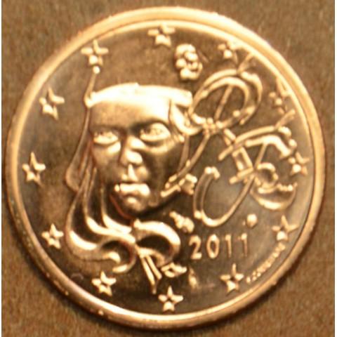 2 cent France 2011 (UNC)