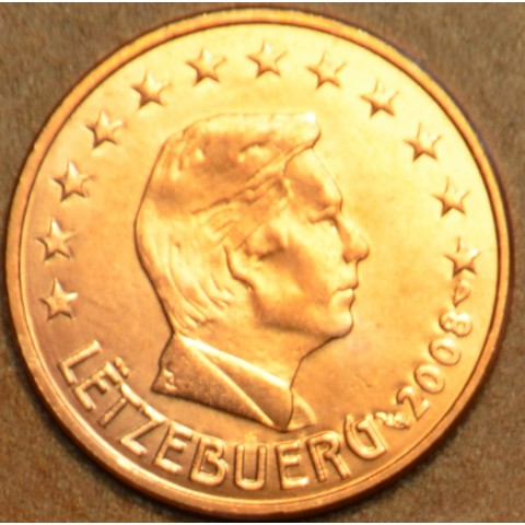 1 cent Luxembourg 2008 (UNC)