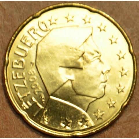 20 cent Luxembursko 2008 (UNC)